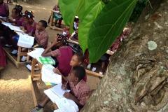 Haiti Day 5 - French Class