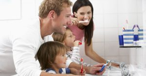 Bring The Entire Family In For Dental Cleanings During The Summer Break