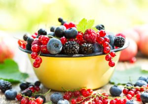 Vibrant Berries