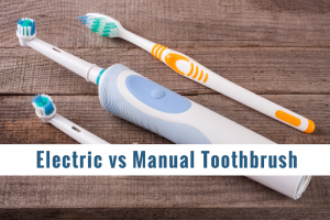 Electric VS Manual - Is There Really a Difference in Types of Toothbrushes