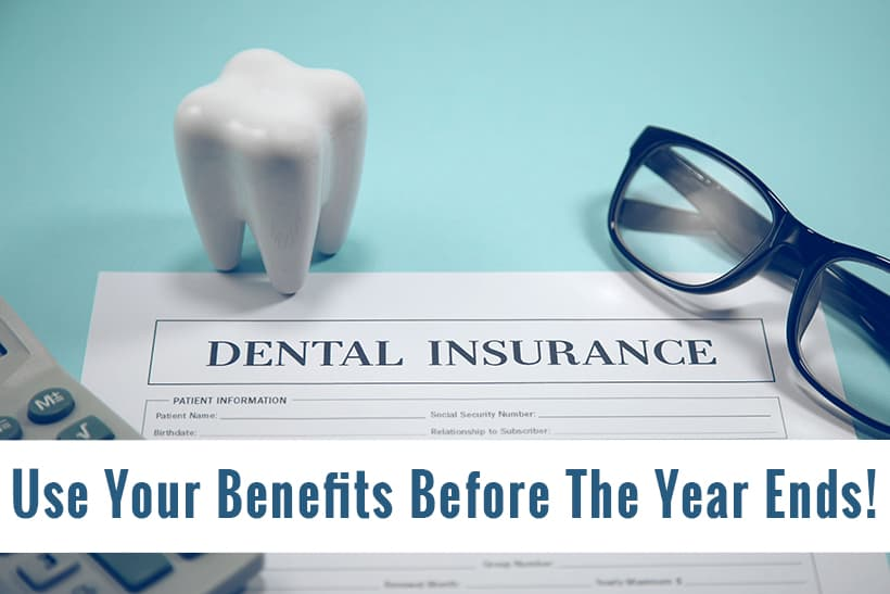 Use Your Benefits Before The Year Ends