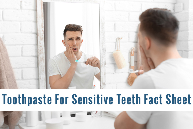 How Does Toothpaste For Sensitive Teeth Work