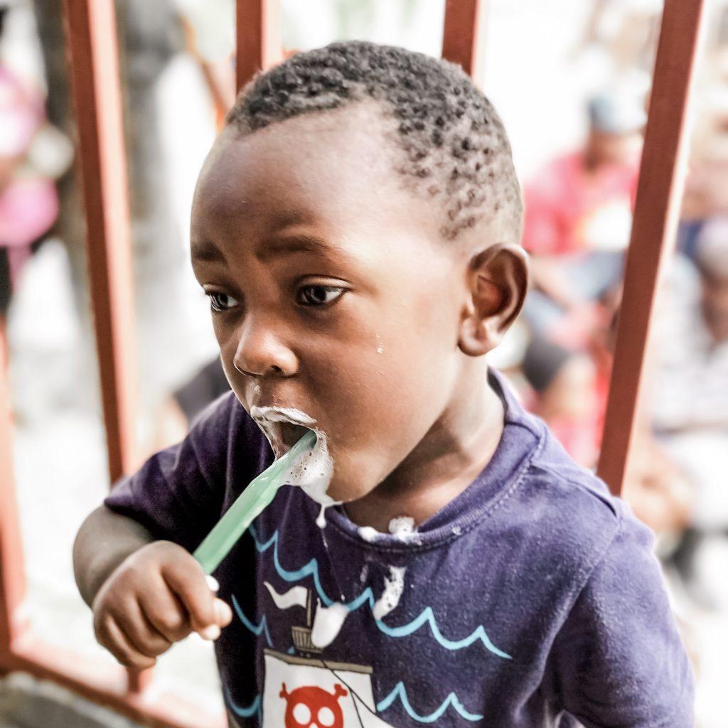 Haiti dental trip st george dentists