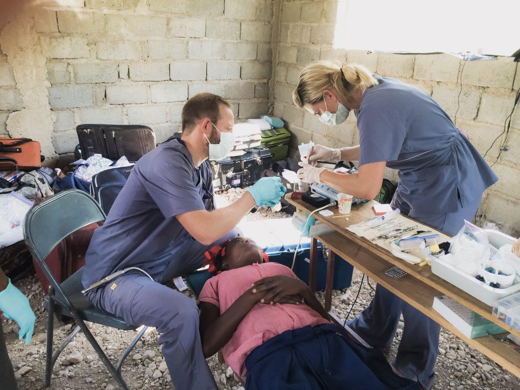 Haiti dental trip Riverside Dental St George