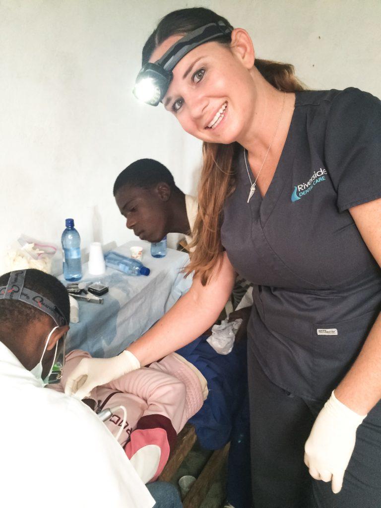 Riverside Dental Haiti dental trip